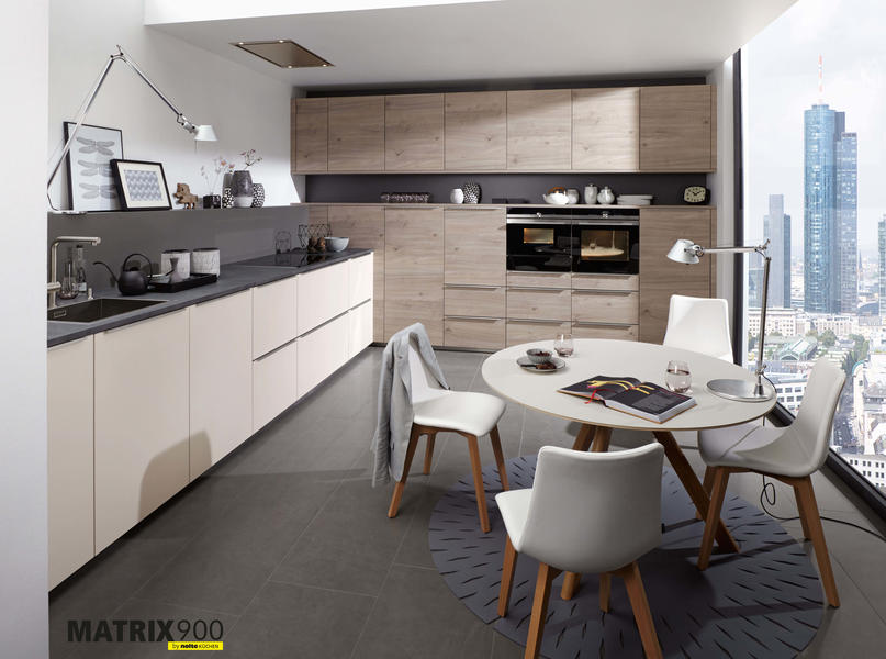 ... With Nolte You Can Plan It To Be Absolutely As You Want And Need It To  Be. For Instance, With A Raised Oven That Combines Functionality